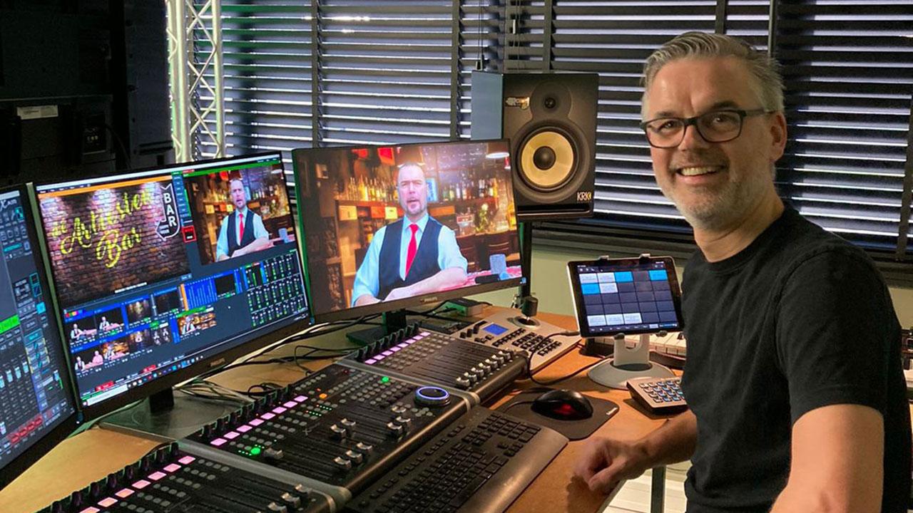 Greenscreen studio huren Harderwijk