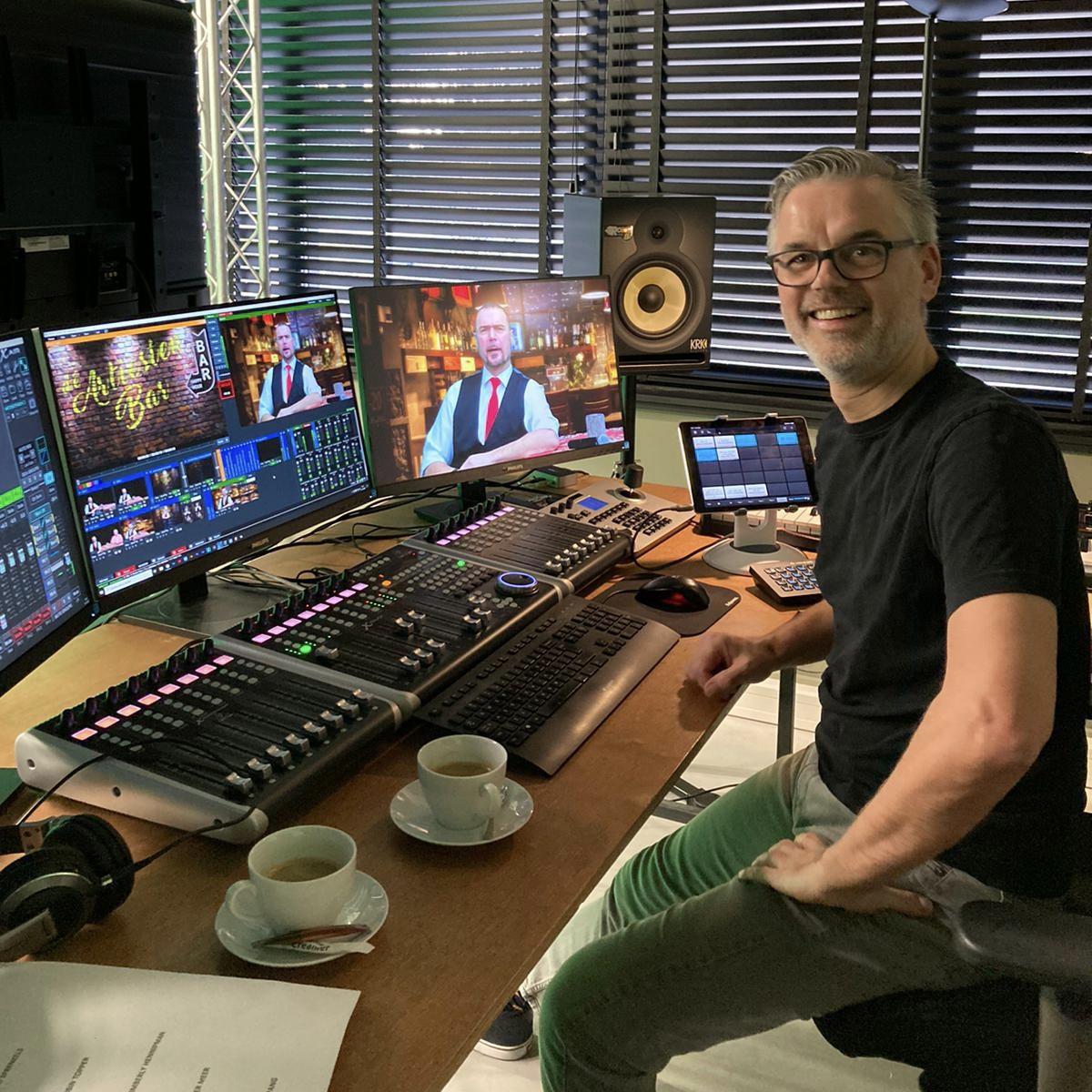greenscreen studio Harderwijk